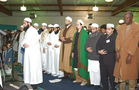Shaykh Hamza Yusuf prit en Sadl !